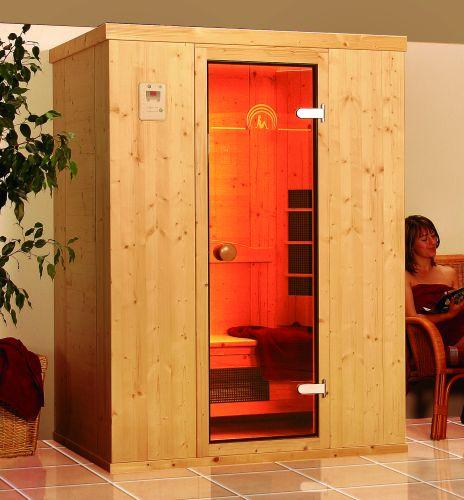 arend infrarood warmtecabine inovastyle kopen test t. Black Bedroom Furniture Sets. Home Design Ideas