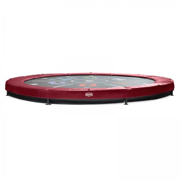 berg trampoline elite tattoo 430 cm voordelig kopen. Black Bedroom Furniture Sets. Home Design Ideas