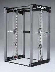 "Atlas Bodycraft 3D-Smith-Station ""The Jones"" Commercial"