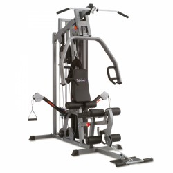 Atlas BodyCraft X-Press pro (srebrnoszary)