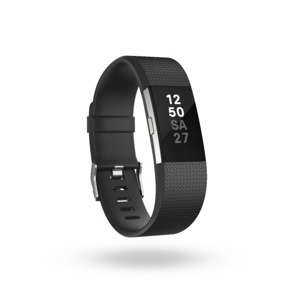 fitbit charge 2 black kopen test t fitness. Black Bedroom Furniture Sets. Home Design Ideas