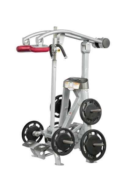 Appareil de musculation professionnelle hoist pour entra nement des mollets e - Station de musculation professionnelle ...