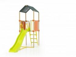 Kettler Spielturm mit Rutsche nu online kopen