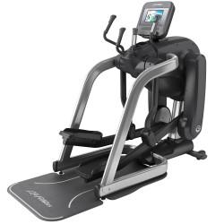 Life Fitness Platinum Club Series Discover SI FlexStrider silber