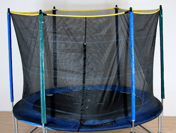 sportsworld outdoor trampoline 305 cm voordelig kopen t fitness. Black Bedroom Furniture Sets. Home Design Ideas