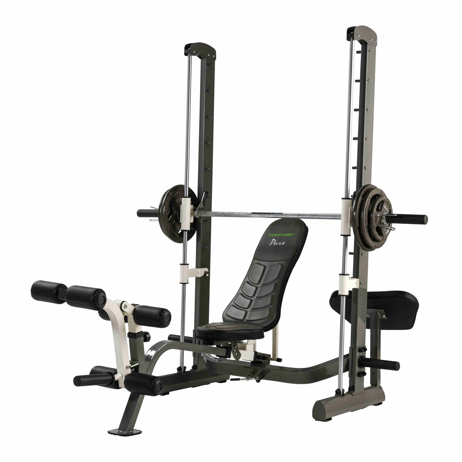 Tunturi weight bench pure compact smith best buy at