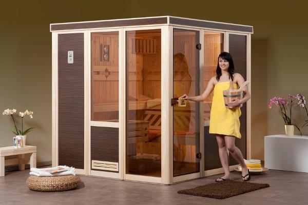 weka design sauna fintura k b pr v t fitness. Black Bedroom Furniture Sets. Home Design Ideas