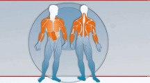 Training: Oberkörper