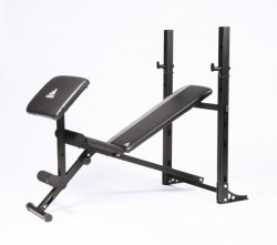 adidas weight bench essential pro multi-purpose bench