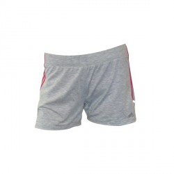 Adidas Response Grey Heather Baggy Shorts Women