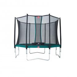 Berg Trampoline Favorit incl. veiligheidsnet Comfort
