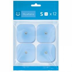Bluetens replacement electrodes 3 x 4 Set