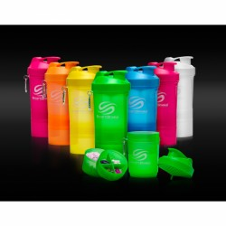 Body Attack Neon-Smartshake 600 ml