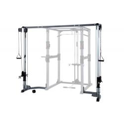 Poulie verticale BodyCraft pour station de musculation F434