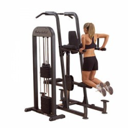 Body-Solid FCD-STK Weight Assisted Chin-Dip Machine