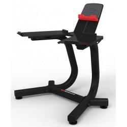 Bowflex Stand with Media Rack