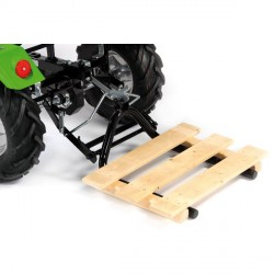 Dino Cars pallet load arm