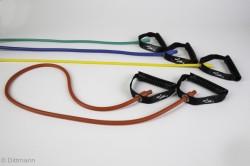 Ekspander Body-Tube z elastycznym uchwytem