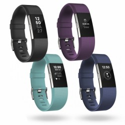 fitbit CHARGE 2, plum