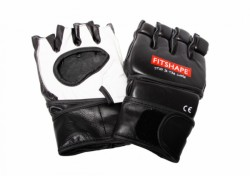 Fitshape Grappling Gloves Leather