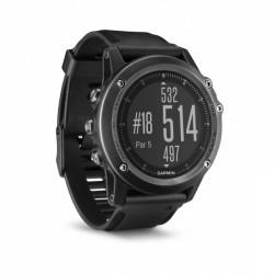 Garmin GPS-Multisportuhr fenix 3 saphir HR (Perf. Bundle)