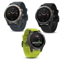 Montre connectée Garmin Fenix 5