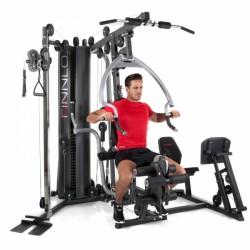 Appareil de musculation Finnlo by Hammer Autark 6800