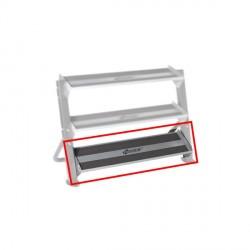 Casier d'haltères courts Hoist 122 cm Platinum