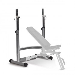 Horizon Adonis Rack barbell rack