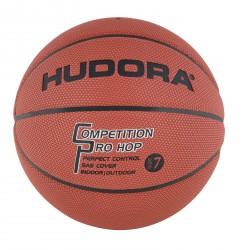 Míč na basketbal Hudora Competition Pro Hop 7