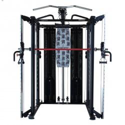 Inspire SCS Smith Cage System, best. aus: black