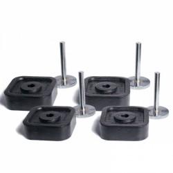 Činkové kotouče Ironmaster pro jednoručky Quick Lock