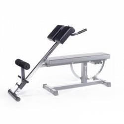 Ironmaster Hypercore / Rückentrainer für Super Bench