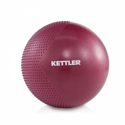 Kettler gymnastiekbal 75 cm / wijnrood