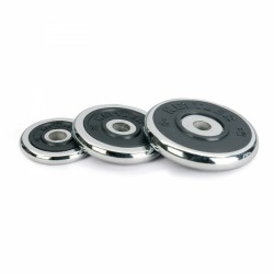 Kettler Chrome Weight Plates