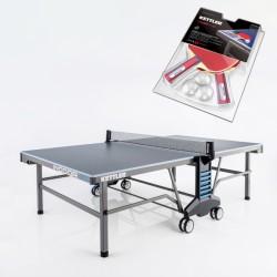 Kettler bordtennisbord Indoor 10 aktionspakke