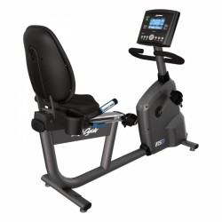 Vélo d'appartement allongé RS3 Go de Life Fitness