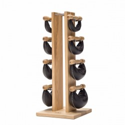 NOHrD Swing tower ash with weights