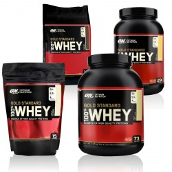 Optimum Nutrition Protein Whey Gold Standard