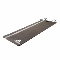 adidas Elite Training Mat, white logo