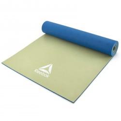 Reebok Yogamatte 6mm Blau/Grün