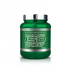 SCITEC Zero Sugar/Fat Isogreat Protein