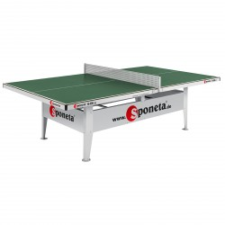Table de tennis de table Sponeta S6-66e