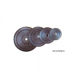 Sport Tiedje Rubber Encased Weight Plates