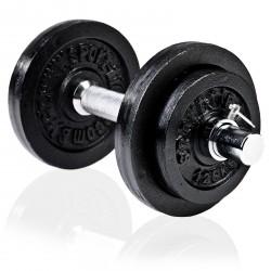 håndvægtsæt ca. 10kg