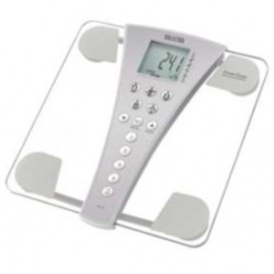 Tanita body composition monitor BC543, silver