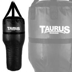 Taurus Boxsack Angle Bag sort/rød