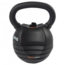 Jednoruční činky  kettlebell Taurus Selectabell