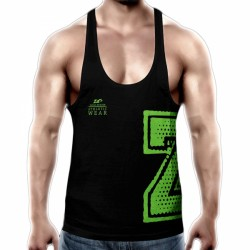 Zec Plus Nutrition Athletic Stringer Men