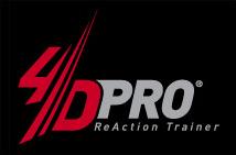 4D Pro  Logo
